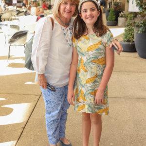 Jill Loane with Maddy Atkinson 11